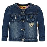 Steiff Mädchen Baby Jeansjacke blue (82) 74