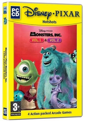 Image of Disney Hotshots - Monsters, Inc Volumes 1&2