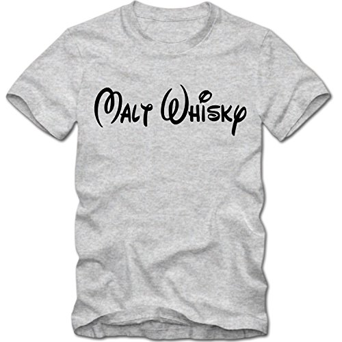 Herren T-Shirt Scottish Malt Whisky Whiskey Walt Fun Shirt Tee XS-4XL NEU 02, ()
