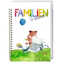 Helme Heine Familienplaner Buch 2010: Mit Schulferien