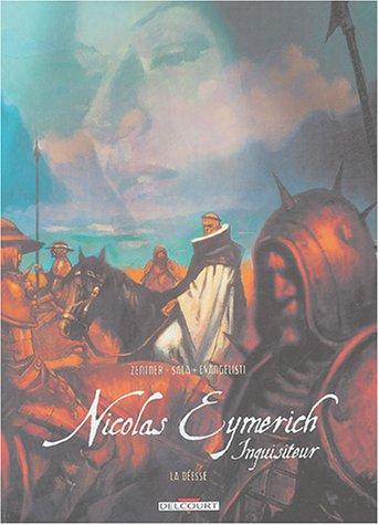 Etui Nicolas Eymerich, inquisiteur, tome 2 (+ cale)