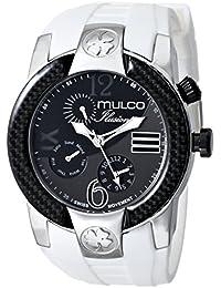 MULCO ILUSION RELOJ DE HOMBRE CUARZO 46MM CORREA DE SILICONA MW51877015