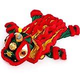 XL- Pet Kostüme Lion Dance Hoodies , Apparel Party Weihnachten Neujahr Dressing Up Kleidung für Hunde Katzen Kleidung Pet Outfit (größe : Xs)