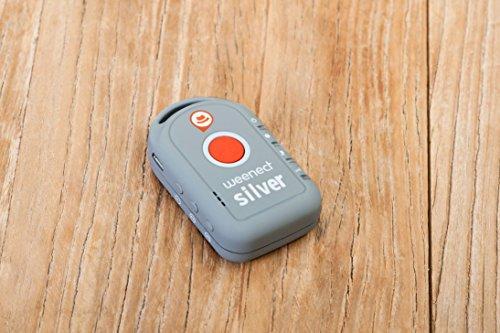 Weenect Silver GPS Tracker für Senioren Abbildung 3