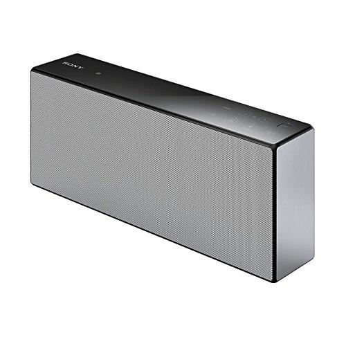 Sony SRS-X77 Wireless Multi-room Lautsprecher (AUX-Eingang, 40 Watt, Subwoofer, USB, NFC, Bluetooth, WiFi, bis zu 10 Stunden Akkulaufzeit) weiß (Sony 10 Subwoofer)