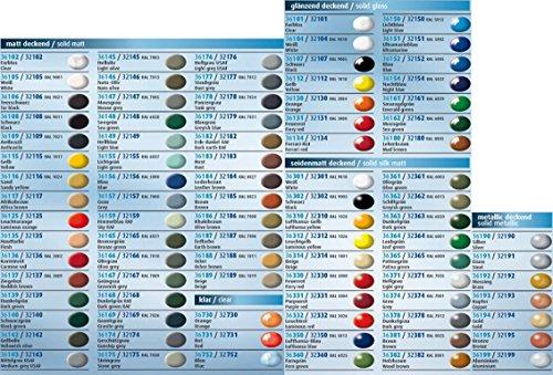 Preisvergleich Produktbild Revell Email Color Farben - 5 Töpfchen a 14ml - Farbauswahl per Mail