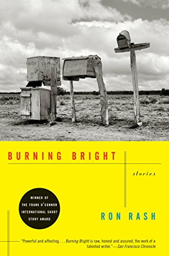 Burning Bright: Stories (English Edition) (Ron Rash Kindle)
