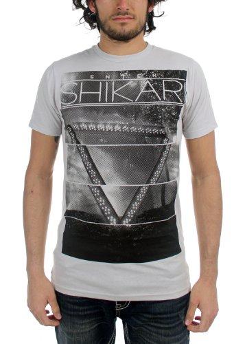Enter Shikari -  T-shirt - Uomo Silver X-Large