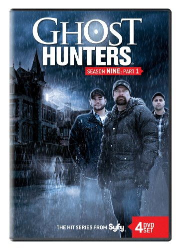 Ghost Hunters: Season 9 - Part 1 [DVD]