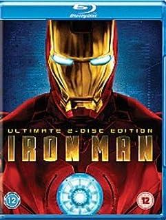 Iron Man [Blu-ray] [2008] [Region Free] (B001CSQO7M) | Amazon price tracker / tracking, Amazon price history charts, Amazon price watches, Amazon price drop alerts