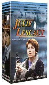 Julie Lescaut - Saison 1 : Episodes 1&2 : Police des viols / Harcelements [VHS]