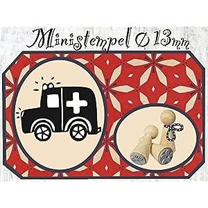 Stempel Krankenwagen