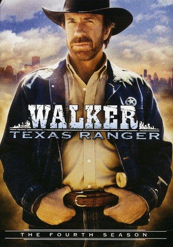 Walker, Texas Ranger - Season 4 [RC 1]