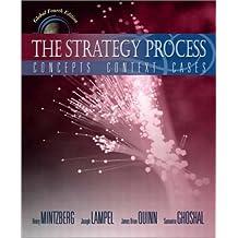 The Strategy Process: International Edition (Pie)