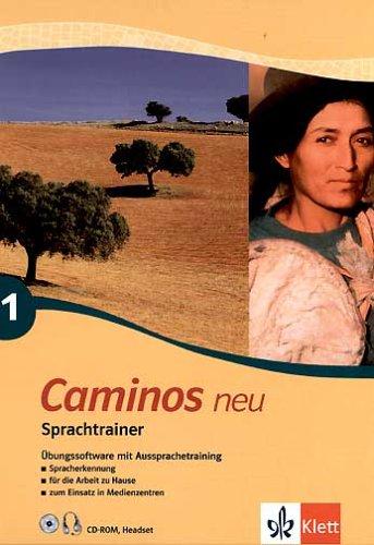 Caminos 1. Neu. Sprachtrainer. Spanisch für Anfänger. CD-ROM für Windows 95/98/ME/NT 4/2000/XP:...