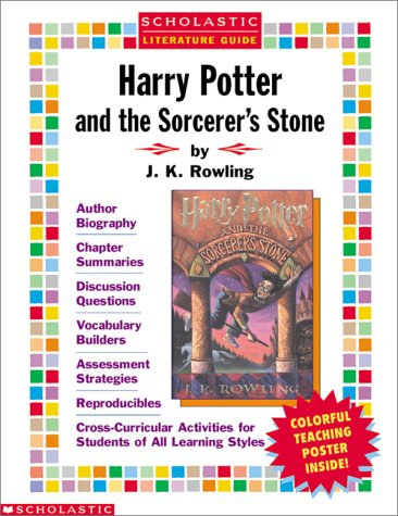 Harry Potter Literature Guide: Sorcerer's Stone (Scholastic Literature Guides (Harry Potter)) por J. K. Rowling