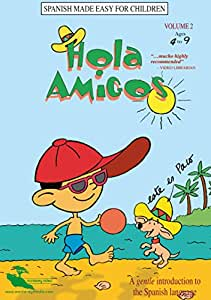 Hola Amigos 2 [DVD] [Region 1] [US Import] [NTSC]