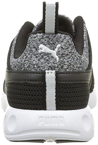 Puma Carson Heath, Baskets Basses Mixte Adulte Noir (Black/Quarry)