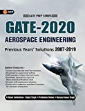 Hundreds of students write the GATE aerospace engineering Paper every year. 12 years' section-wise solved papers – aerospace engineering from GKP's GATE Prep Series is among Topper recommended books for GATE aerospace exam. Each question is supported...