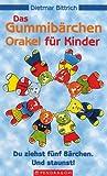 Das Gummibärchen Orakel für Kinder. Du ziehst fünf Bärchen. Und staunst!