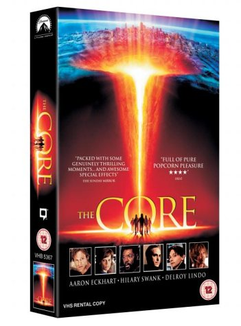 the-core-vhs-2003