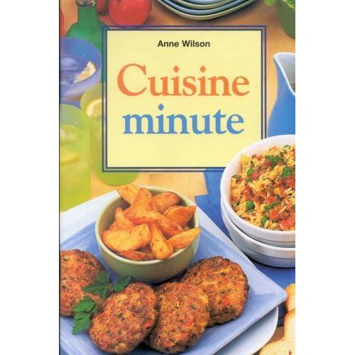 Cuisine minute
