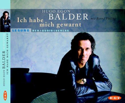 Hugo Egon Balder: Ich habe mich gewarnt (Hörbuch)