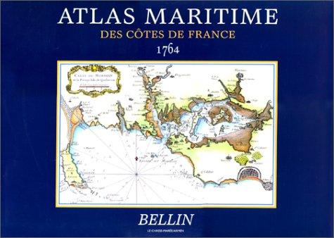 Atlas maritime des côtes de France 1764