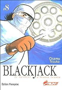 Black Jack Edition simple Tome 8
