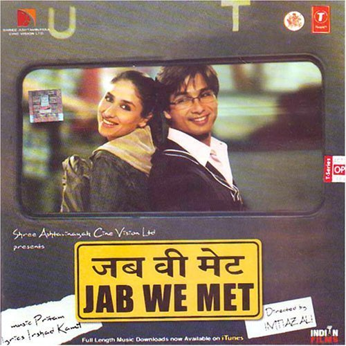 Jab We Met (Bollywood Movie / Indian Cinema / Hindi Film / CD) by Mika Singh - Mitre Serie