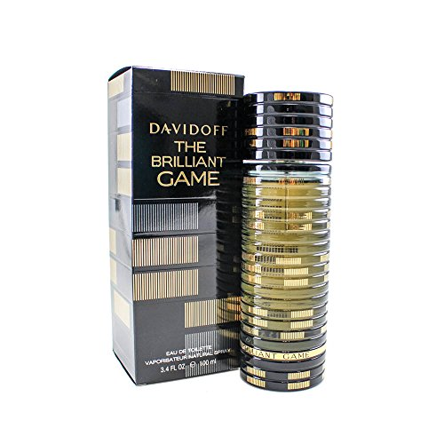 Davidoff The Brilliant Game homme/men, Eau de Toilette Vaporisateur, 1er Pack (1 x 100ml)