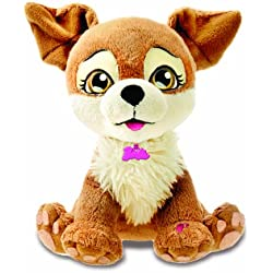 Intek Barbie My Fab Pets Lacey - Perro de peluche interactivo