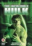 Incredible Hulk-Series 4 [Reino Unido] [DVD]