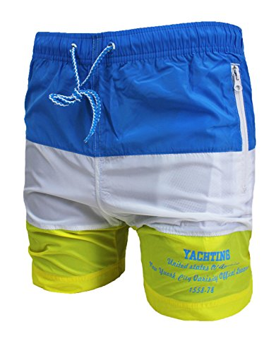 costume-sea-men-austar-yachting-blue-white-yellow-shorts-boxer-slim-fit-small