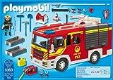Playmobil 5363 - Löschgruppenfahrzeug mit Licht und Sound für Playmobil 5363 - Löschgruppenfahrzeug mit Licht und Sound