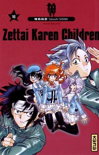Zettai Karen Children Edition simple Tome 16