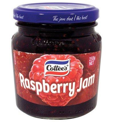 cottees-jam-raspberry-250g