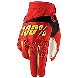 Gants pour motocross 100% AIRMATIC enfant rouge
