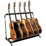 RockStand 5-Fach Akustik-Gitarrenständer Multi-Instrumentenständer