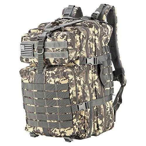 JBC US Army Assault Pack II Rucksack Einsatzrucksack 50 ltr. Liter (digital Tarn)