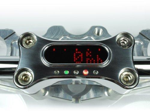Preisvergleich Produktbild Instrumente msm Metric Handle Bar Top Clamp 22mm poliert