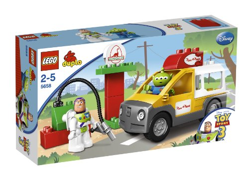 LEGO DUPLO Toy Story 5658 - El Camión de Pizza Planet...