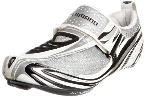 Shimano Tr52 btr5238, Chaussures de sport homme Blanc / Noir-V.