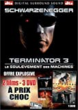 Terminator 3, édition collector 2 DVD;XXX