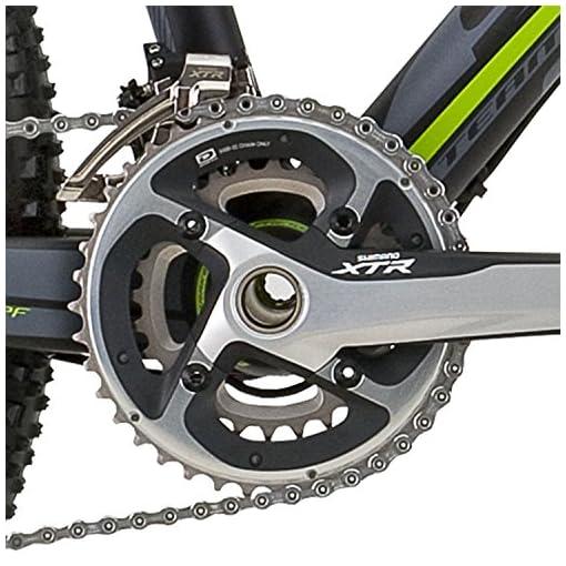 Shockblaze BK13SB1403 Kr Team Mountain Bike, Nero
