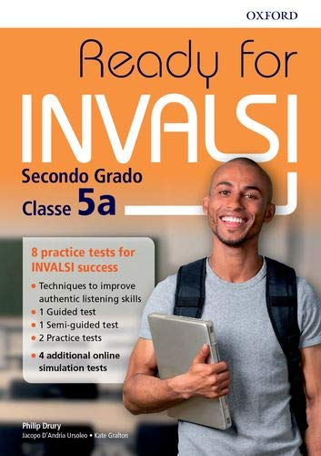 Ready for INVALSI SS2. Student book. Without