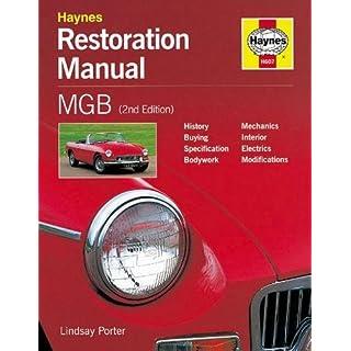 MGB Restoration Manual (Restoration Manuals)
