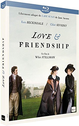 Love and friendship [Blu-ray] [FR Import]