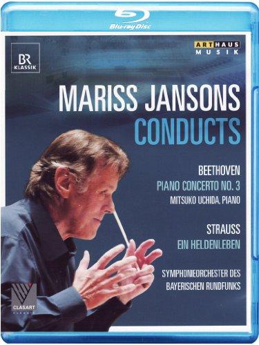 Mariss Jansons dirigiert Beethoven / Strauss (München 2011) [Blu-ray] hier kaufen