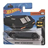 Mattel Cars Hot Wheels Batman: The Animated Series (Dark Blue)